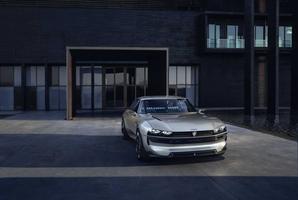Peugeot e-Legend EV