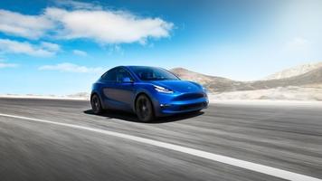 Tesla Model Y EV