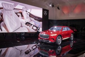 Mercedes-Maybach Ultimate Luxury EV