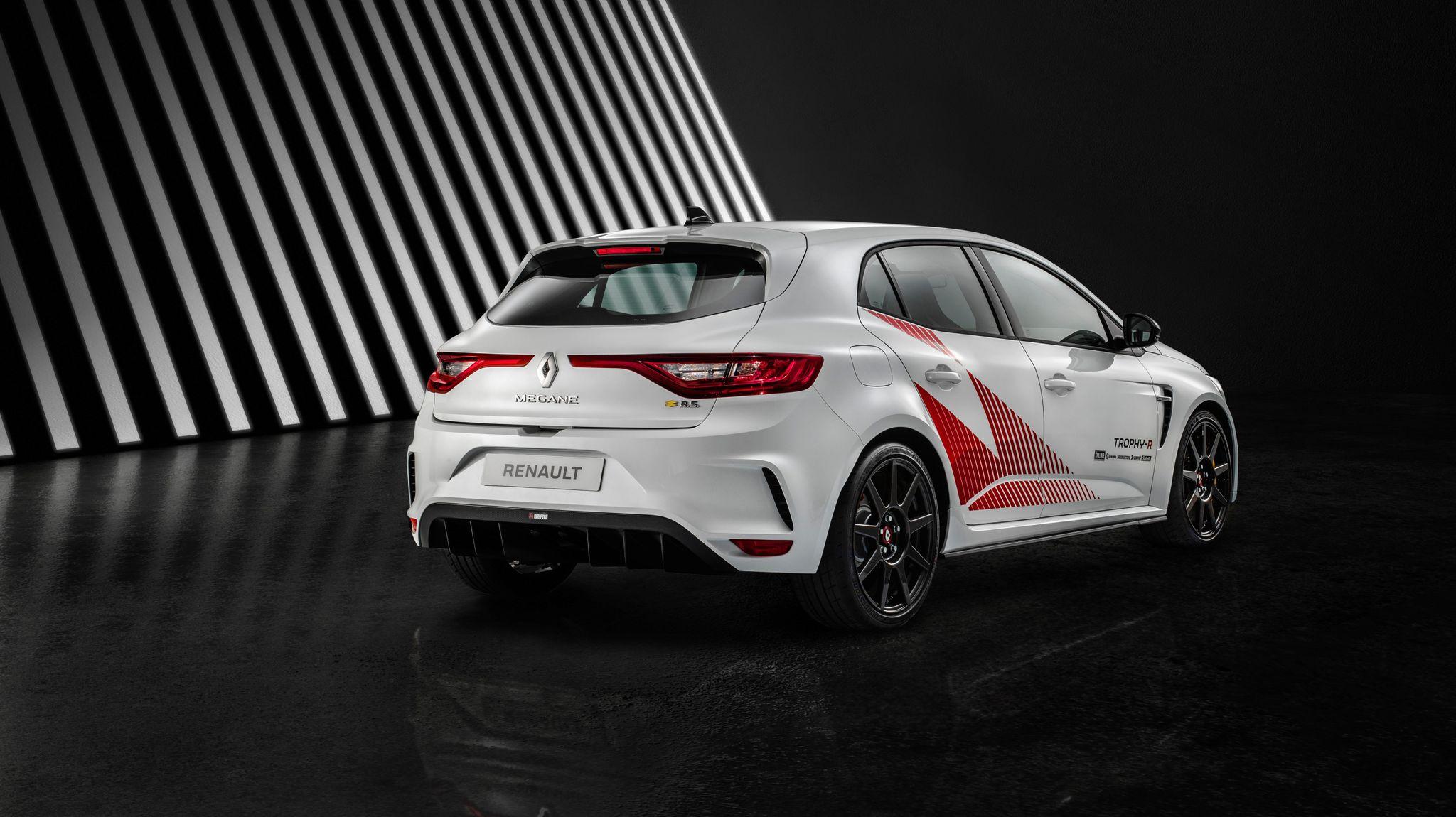 2020 Renault Megane RS Trophy-R (Photos, price ...