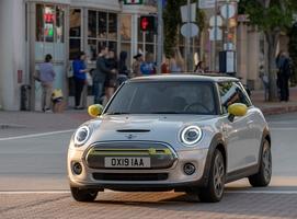 Mini Cooper SE EV