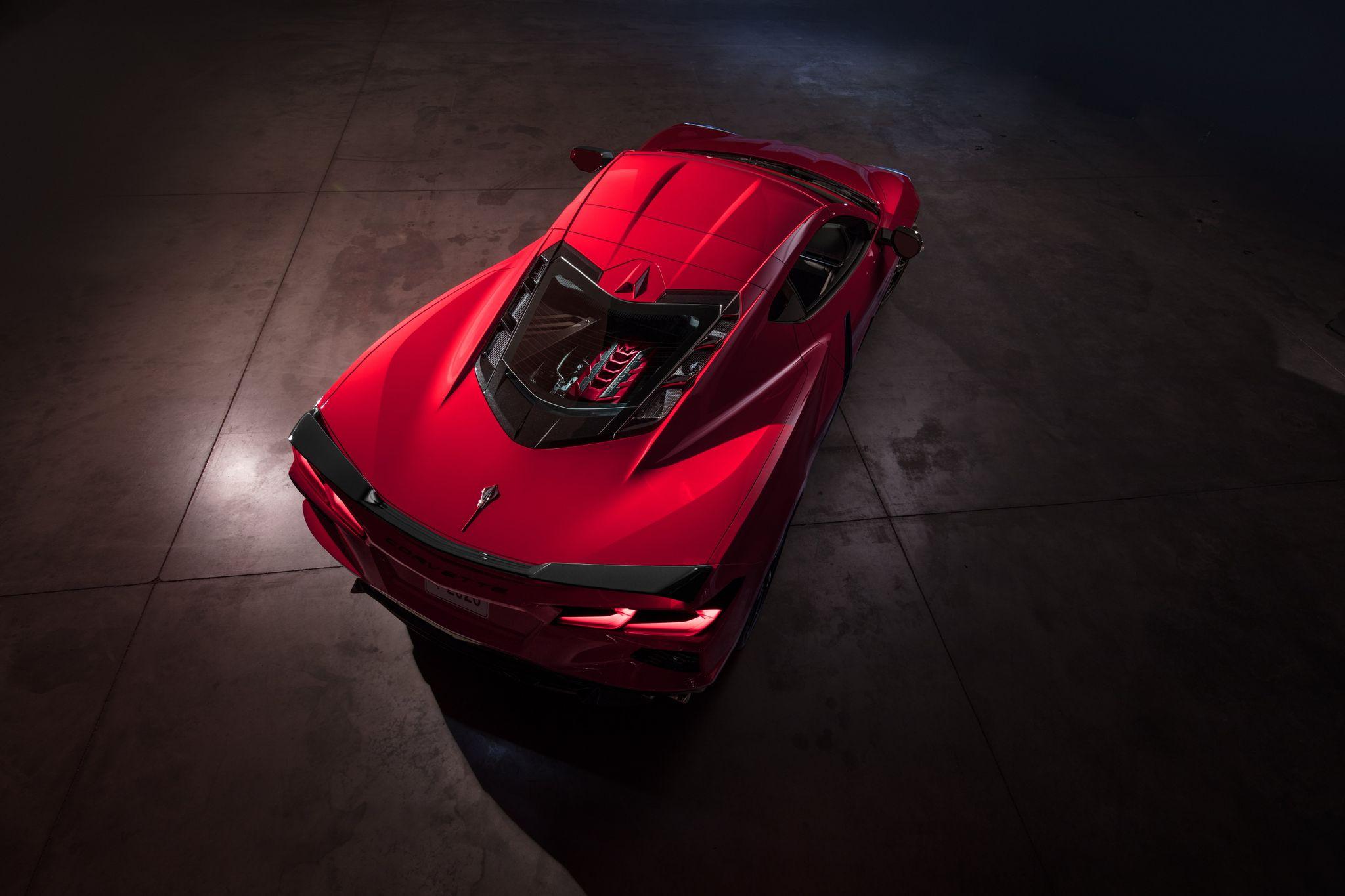 Corvette C8 Stingray