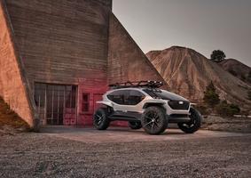 Audi AI:TRAIL quattro EV