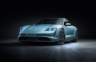 Porsche Taycan 4S EV