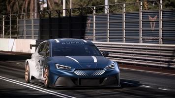 Cupra e-Racer EV