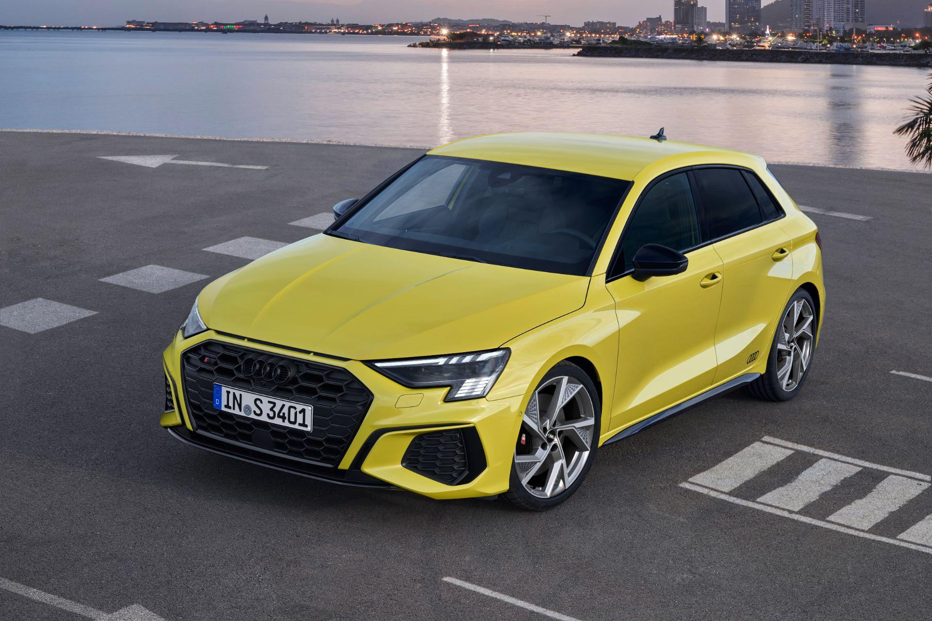 2021 Audi A3 Sportback (Photos, price, performance and ...