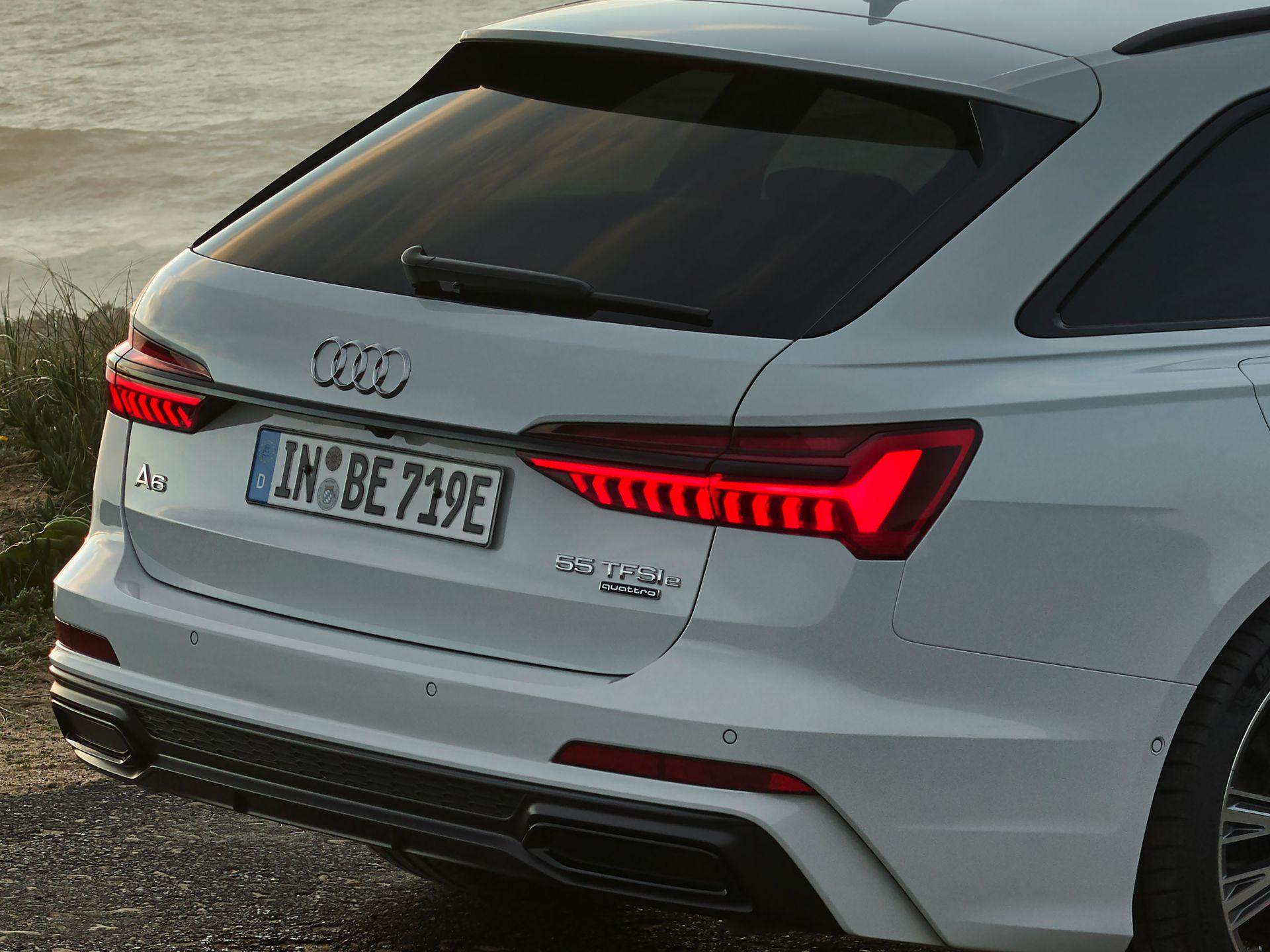 2021 Audi A6 Avant TFSI e quattro (Photos, price ...