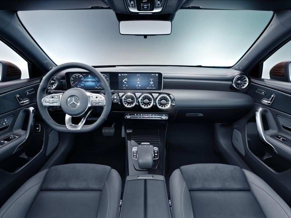 A-Class L Sedan