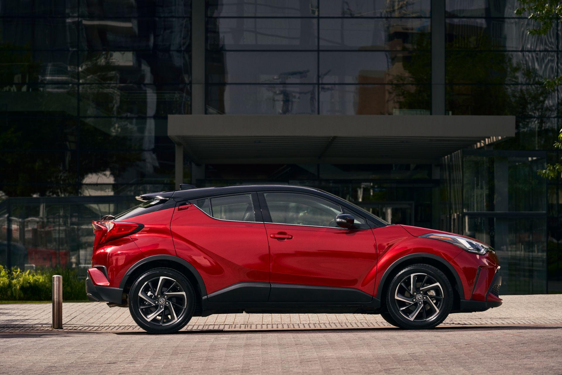 2021 Toyota C-HR (Photos, price, performance and specs ...
