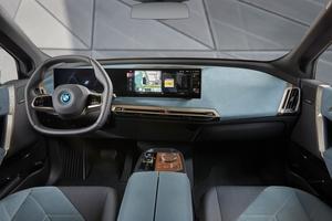 BMW iX EV
