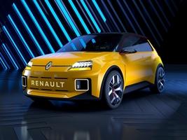 Renault 5 Prototype EV