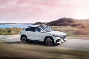 Mercedes-Benz EQA EV