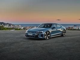 Audi e-tron GT quattro EV