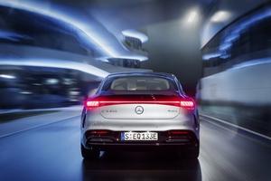 Mercedes-Benz EQS EV