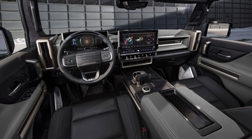 GMC Hummer EV SUV EV