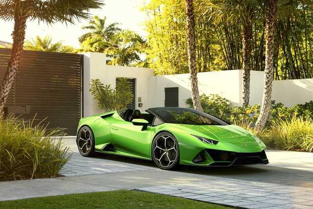 LamborghiniHuracan EVO Spyder