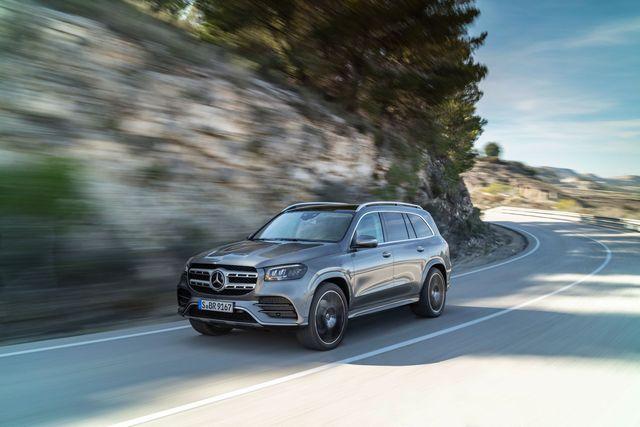 Mercedes-BenzGLS
