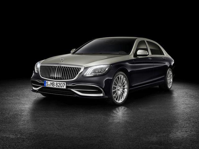 Mercedes-MaybachS