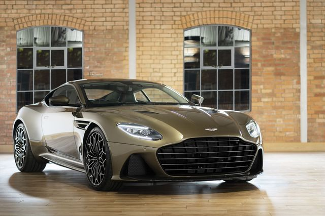 Aston MartinOHMSS DBS Superleggera