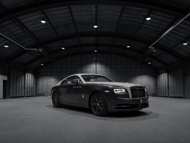 Rolls RoyceWraith Eagle VIII