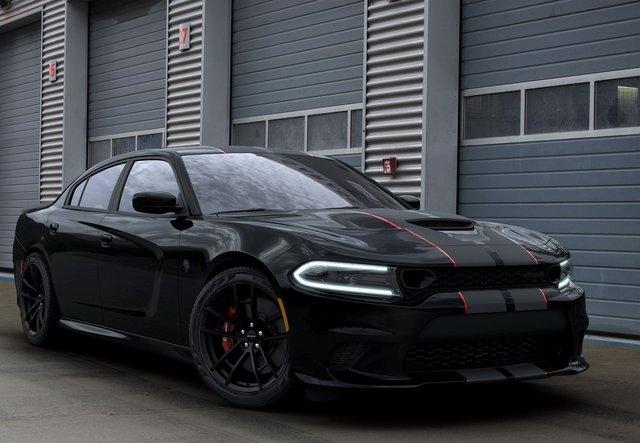 DodgeCharger SRT Hellcat Octane Edition