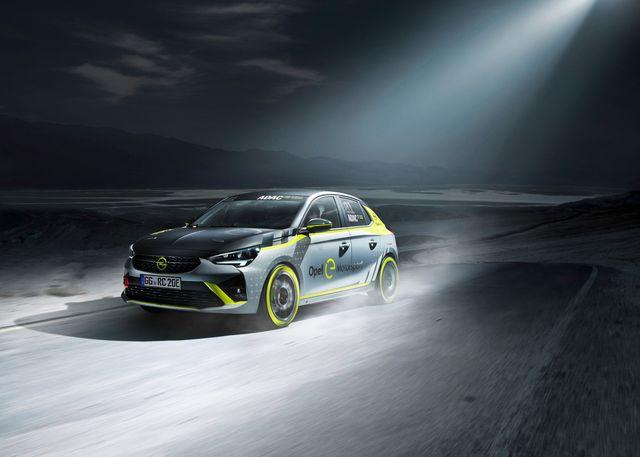 OpelCorsa-e Rally