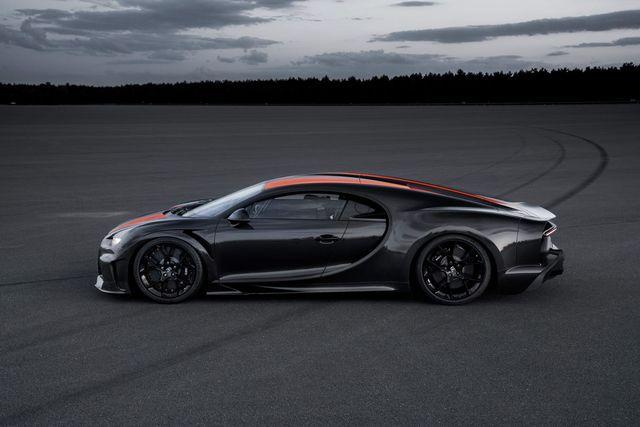 BugattiChiron Super Sport 300+