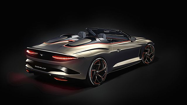 BentleyMulliner Bacalar Coachbuilt portfolio