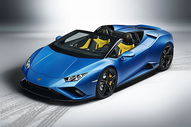 LamborghiniHuracan EVO RWD Spyder