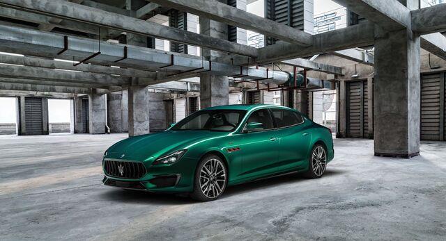 MaseratiQuattroporte Trofeo