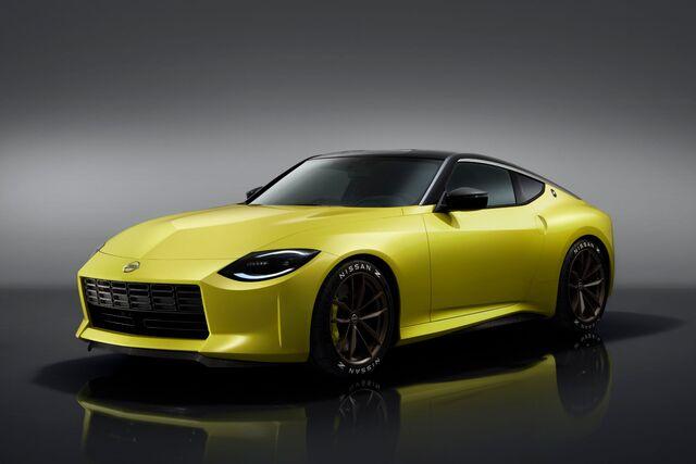NissanZ Proto