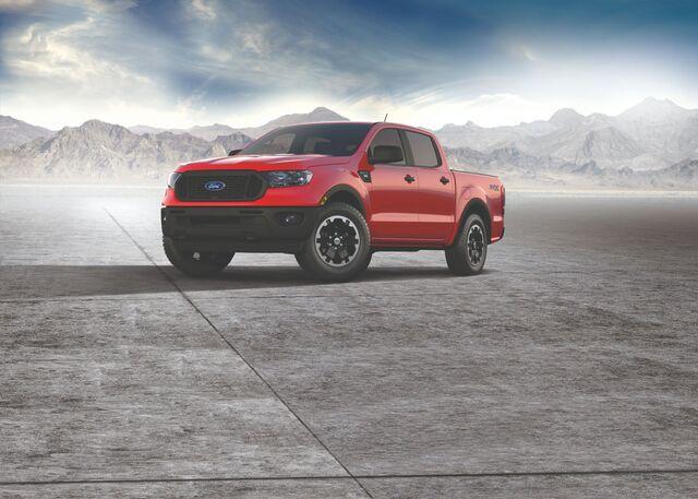 FordRanger XL
