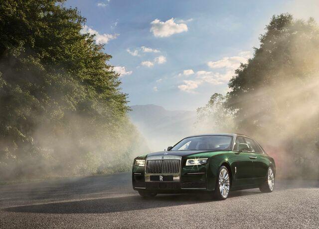 Rolls RoyceGhost Extended