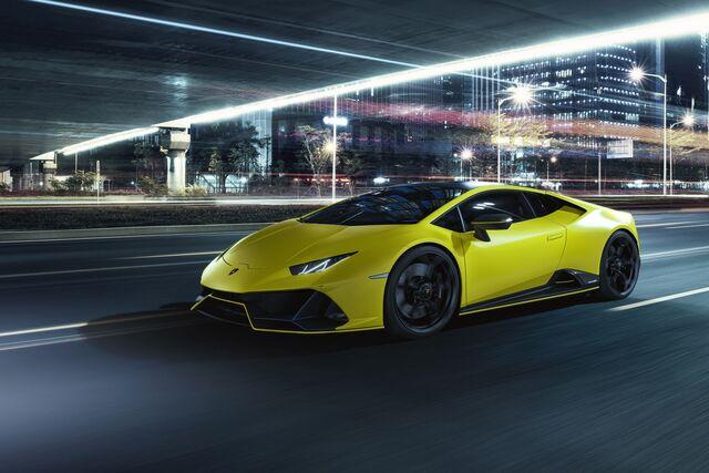 LamborghiniHuracan EVO Fluo Capsule