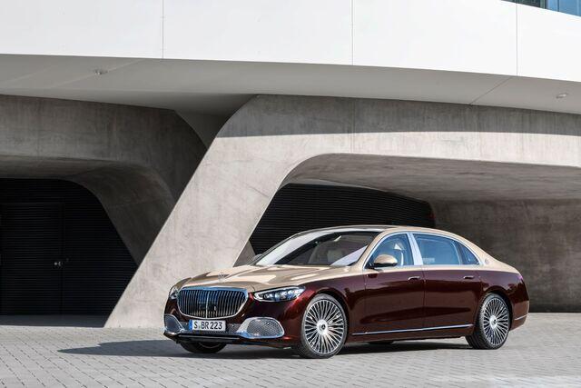 Mercedes-MaybachS-Class
