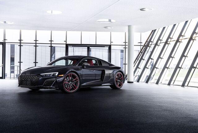 AudiR8 Panther edition