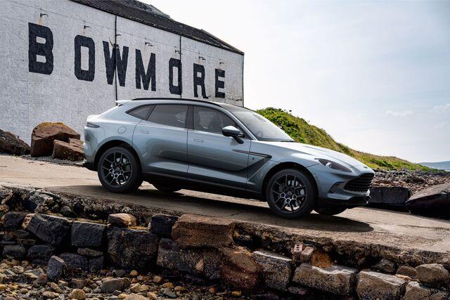 Aston MartinDBX Bowmore Edition