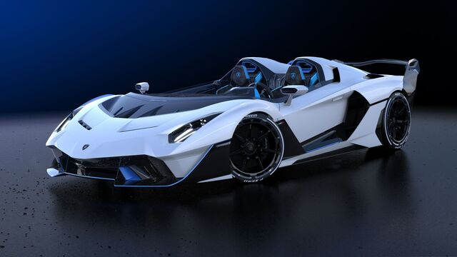 LamborghiniSC20