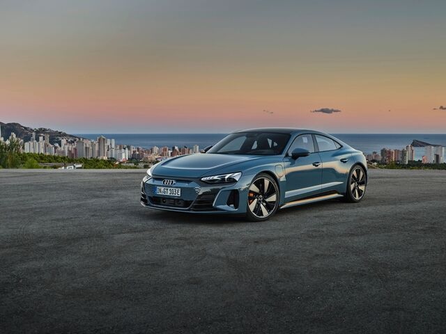 Audie-tron GT quattro