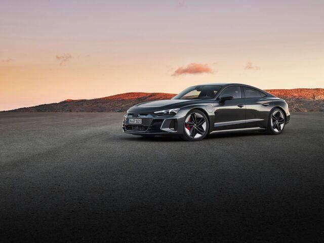 AudiRS e-tron GT