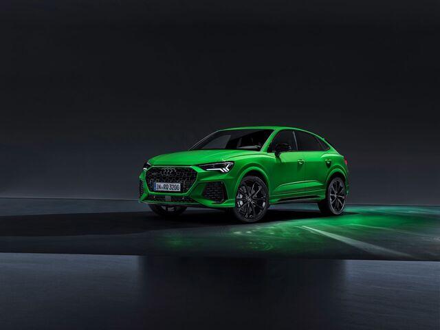 AudiRS Q3 sportback