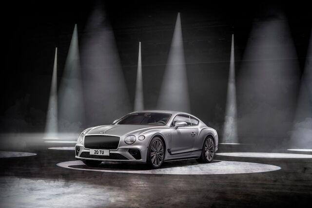 BentleyContinental GT Speed