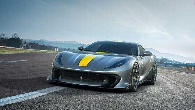 Ferrari812 Superfast limited-edition