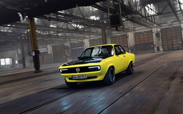 OpelManta GSe