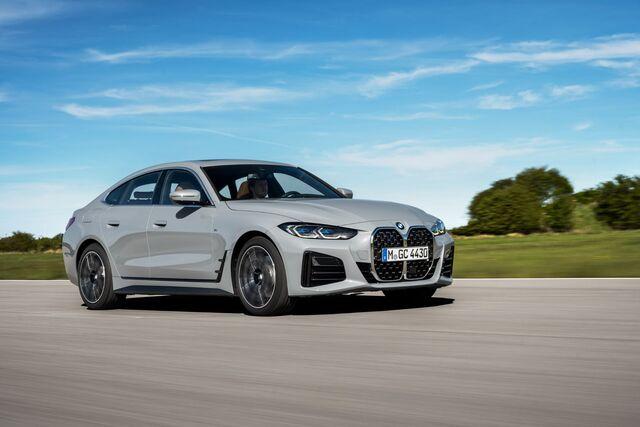 BMW4 Series Gran Coupe