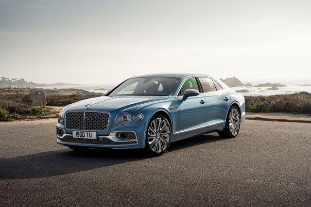 BentleyFlying Spur Mulliner