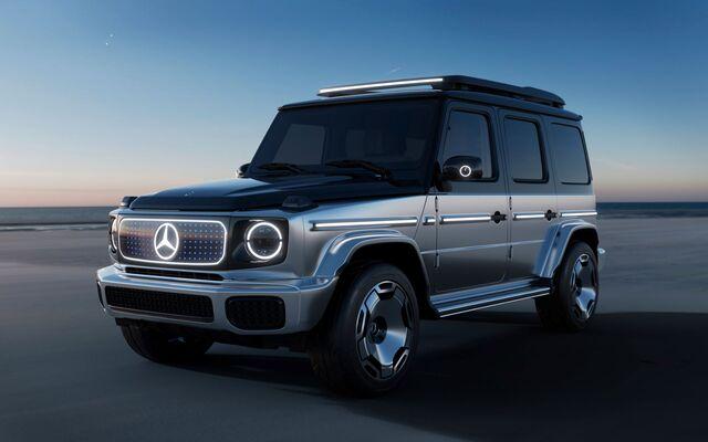 Mercedes-BenzEQG
