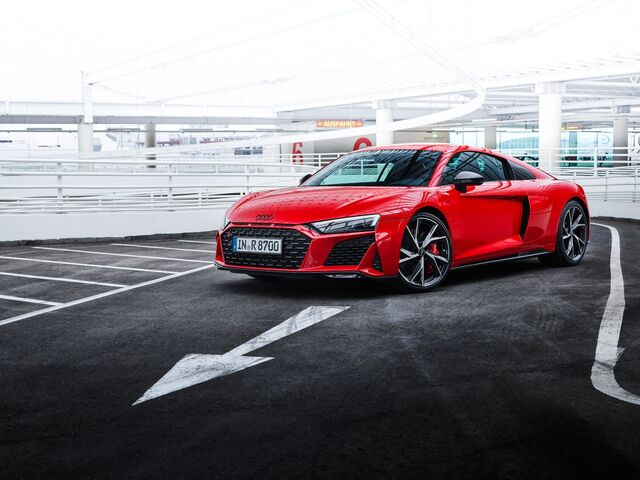 AudiR8 V10 performance RWD